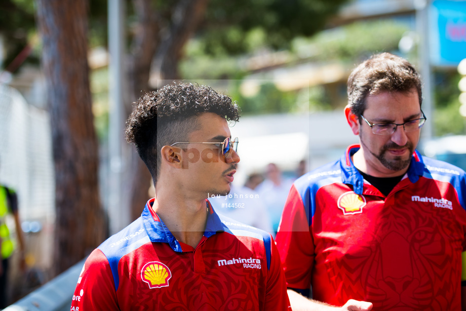 Spacesuit Collections Image ID 144562, Lou Johnson, Monaco ePrix, Monaco, 10/05/2019 14:13:21