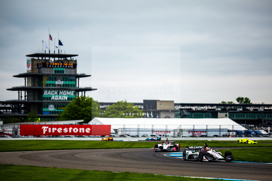 Spacesuit Collections Image ID 144630, Andy Clary, INDYCAR Grand Prix, United States, 10/05/2019 08:54:53