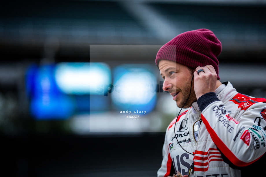Spacesuit Collections Image ID 144675, Andy Clary, INDYCAR Grand Prix, United States, 10/05/2019 07:58:09