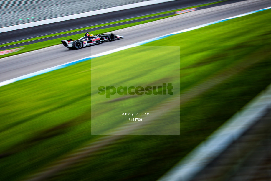 Spacesuit Collections Image ID 144709, Andy Clary, INDYCAR Grand Prix, United States, 10/05/2019 06:46:46