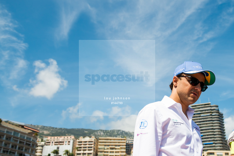 Spacesuit Collections Image ID 144799, Lou Johnson, Monaco ePrix, Monaco, 10/05/2019 14:30:57