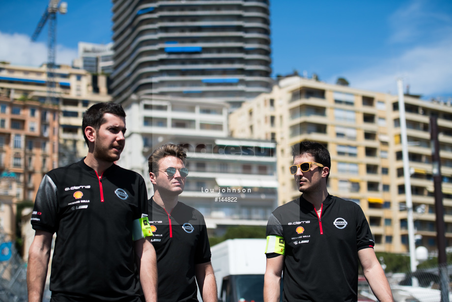 Spacesuit Collections Image ID 144822, Lou Johnson, Monaco ePrix, Monaco, 10/05/2019 14:36:00