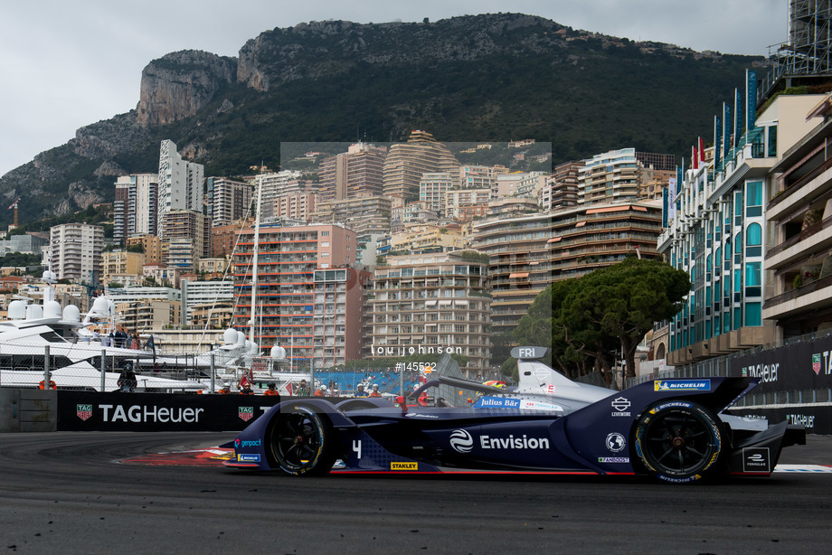 Spacesuit Collections Image ID 145522, Lou Johnson, Monaco ePrix, Monaco, 11/05/2019 10:13:42