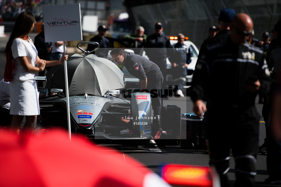 Spacesuit Collections Image ID 145538, Lou Johnson, Monaco ePrix, Monaco, 11/05/2019 16:10:40