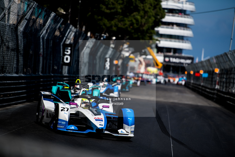 Spacesuit Collections Image ID 145549, Lou Johnson, Monaco ePrix, Monaco, 11/05/2019 16:36:45