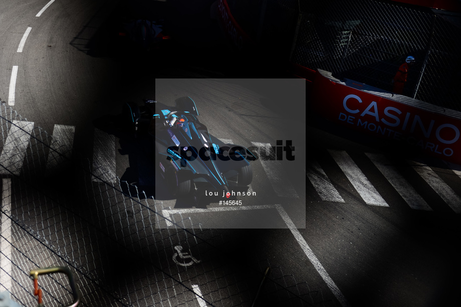 Spacesuit Collections Image ID 145645, Lou Johnson, Monaco ePrix, Monaco, 11/05/2019 17:03:31