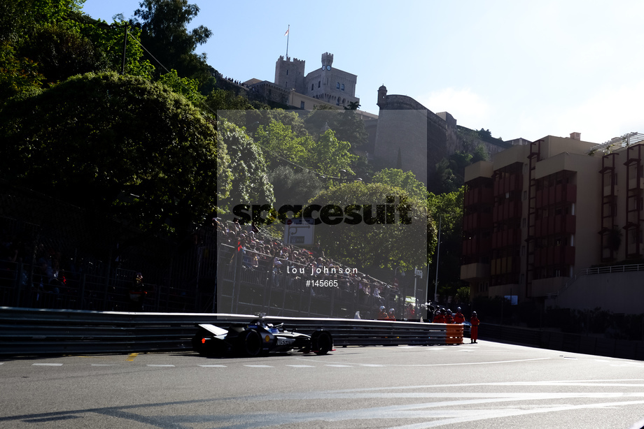 Spacesuit Collections Image ID 145665, Lou Johnson, Monaco ePrix, Monaco, 11/05/2019 17:13:09