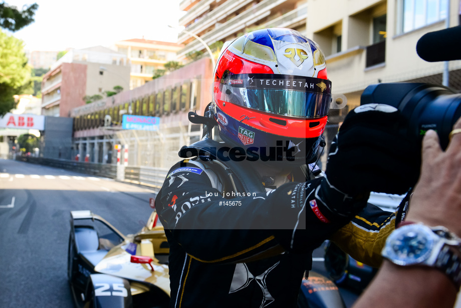 Spacesuit Collections Image ID 145675, Lou Johnson, Monaco ePrix, Monaco, 11/05/2019 17:23:11