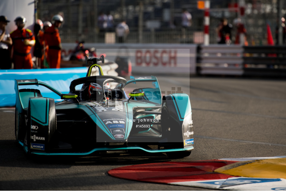 Spacesuit Collections Image ID 145693, Lou Johnson, Monaco ePrix, Monaco, 11/05/2019 08:09:41