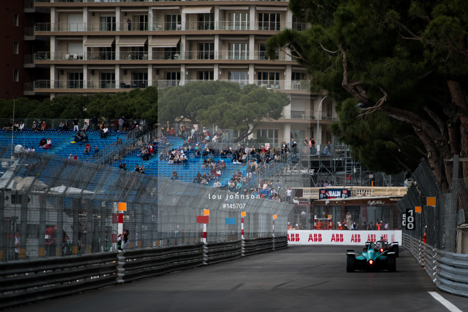 Spacesuit Collections Image ID 145707, Lou Johnson, Monaco ePrix, Monaco, 11/05/2019 10:10:10