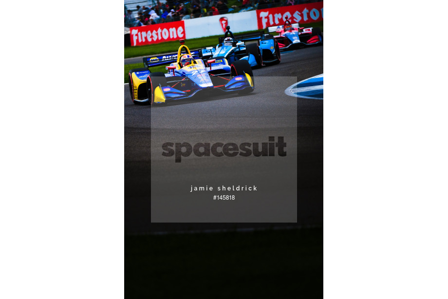 Spacesuit Collections Image ID 145818, Jamie Sheldrick, INDYCAR Grand Prix, United States, 11/05/2019 16:16:40