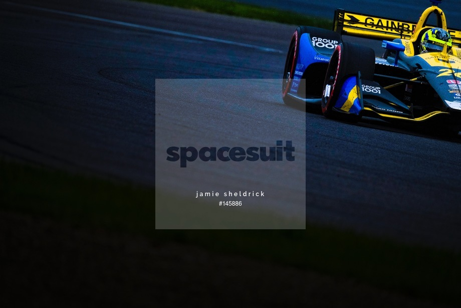Spacesuit Collections Image ID 145886, Jamie Sheldrick, INDYCAR Grand Prix, United States, 11/05/2019 17:11:14
