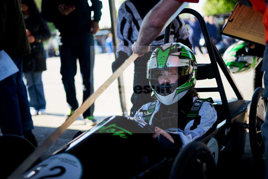 Spacesuit Collections Image ID 146333, James Lynch, Greenpower Season Opener, UK, 12/05/2019 08:40:23