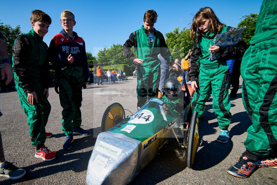 Spacesuit Collections Image ID 146345, James Lynch, Greenpower Season Opener, UK, 12/05/2019 08:59:06