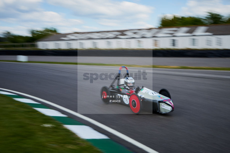Spacesuit Collections Image ID 146418, James Lynch, Greenpower Season Opener, UK, 12/05/2019 12:05:07
