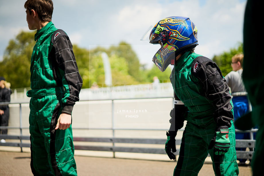 Spacesuit Collections Image ID 146429, James Lynch, Greenpower Season Opener, UK, 12/05/2019 12:59:05