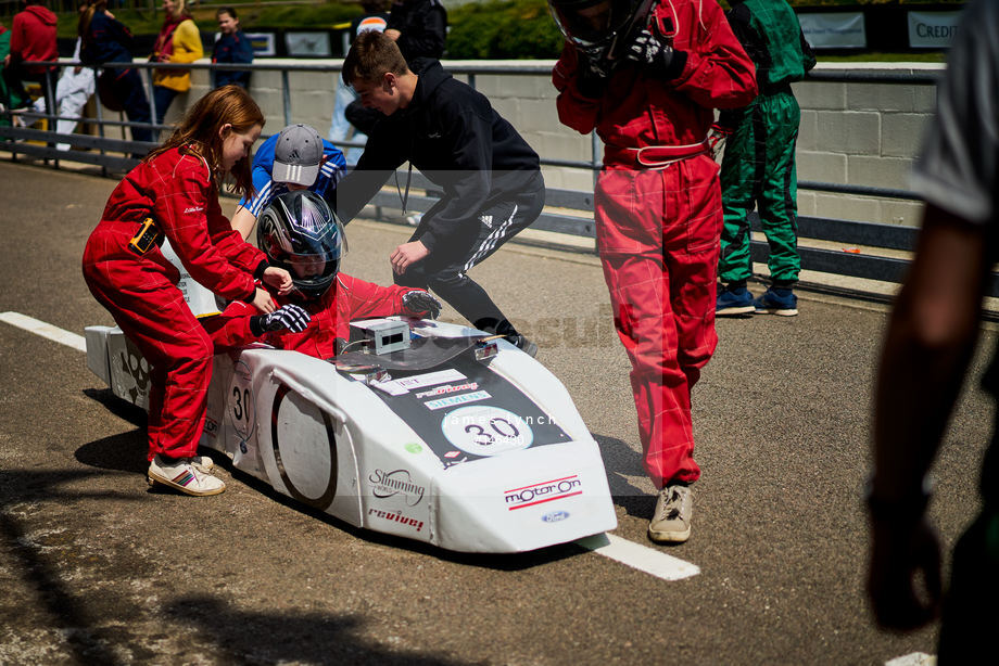 Spacesuit Collections Image ID 146430, James Lynch, Greenpower Season Opener, UK, 12/05/2019 13:00:38