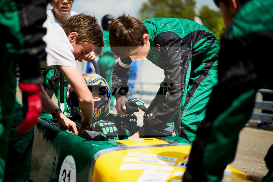 Spacesuit Collections Image ID 146432, James Lynch, Greenpower Season Opener, UK, 12/05/2019 13:01:19