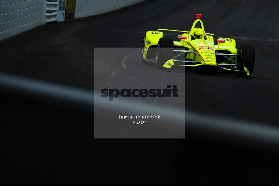 Spacesuit Collections Image ID 146762, Jamie Sheldrick, Indianapolis 500, United States, 14/05/2019 15:48:23