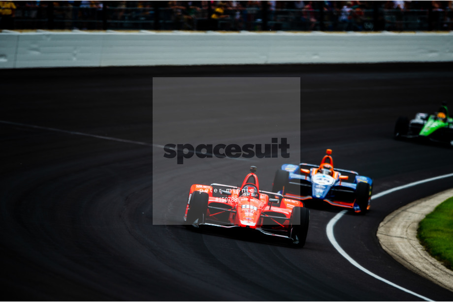 Spacesuit Collections Image ID 150788, Peter Minnig, Indianapolis 500, United States, 26/05/2019 12:49:56
