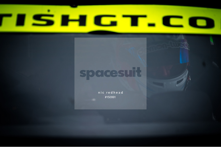 Spacesuit Collections Image ID 150991, Nic Redhead, British GT Snetterton, UK, 19/05/2019 12:14:21