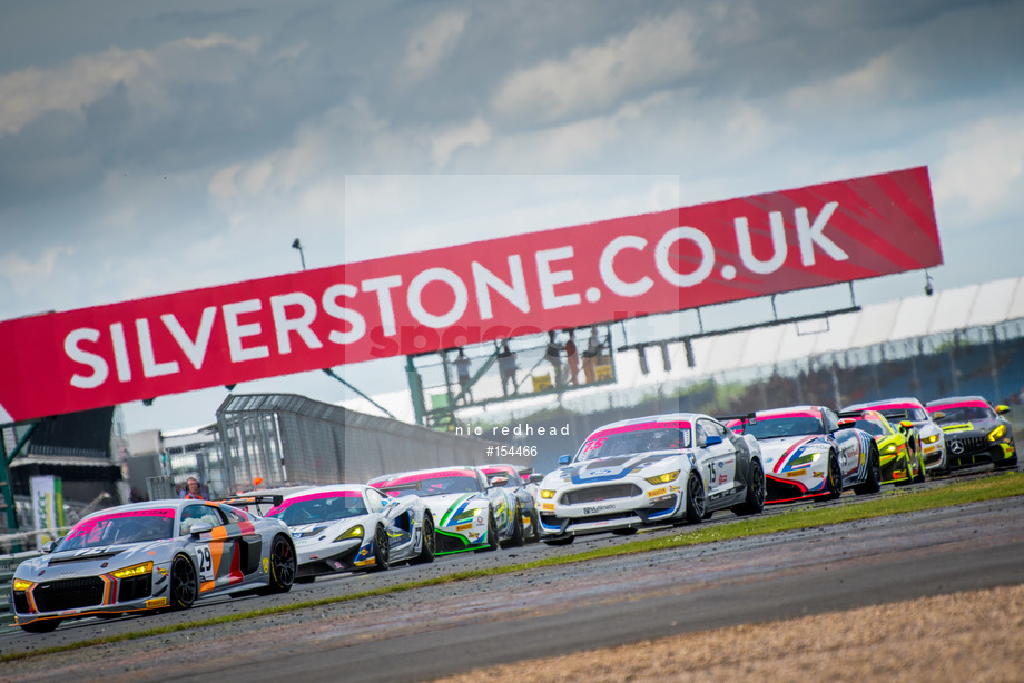 Spacesuit Collections Image ID 154466, Nic Redhead, British GT Silverstone, UK, 09/06/2019 12:34:04