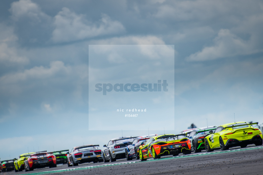 Spacesuit Collections Image ID 154467, Nic Redhead, British GT Silverstone, UK, 09/06/2019 12:34:10