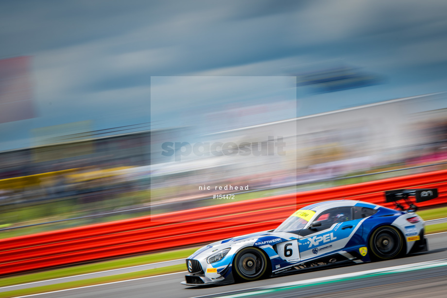 Spacesuit Collections Image ID 154472, Nic Redhead, British GT Silverstone, UK, 09/06/2019 12:50:47
