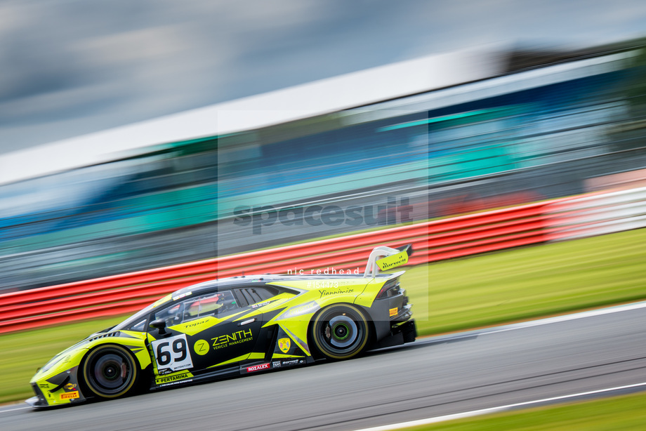 Spacesuit Collections Image ID 154473, Nic Redhead, British GT Silverstone, UK, 09/06/2019 13:05:01