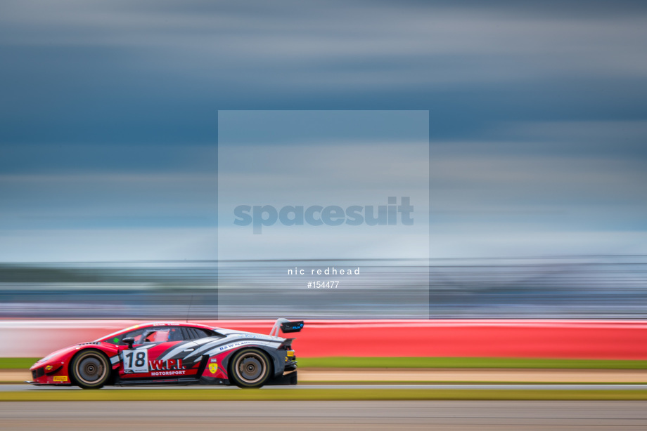 Spacesuit Collections Image ID 154477, Nic Redhead, British GT Silverstone, UK, 09/06/2019 13:48:05