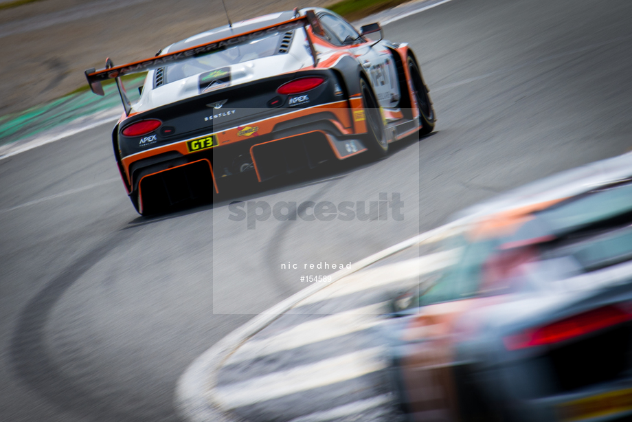 Spacesuit Collections Image ID 154589, Nic Redhead, British GT Silverstone, UK, 09/06/2019 13:16:25