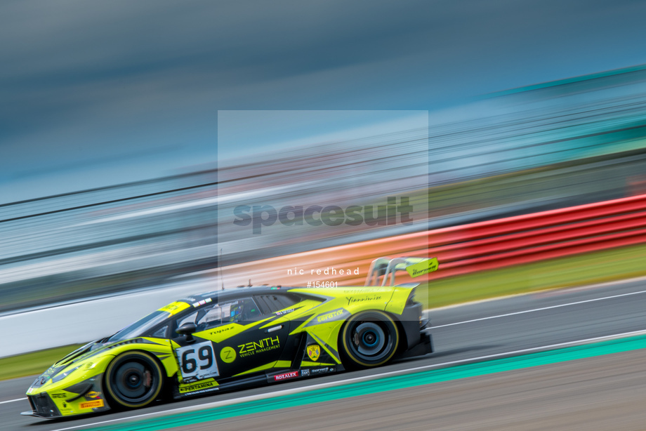 Spacesuit Collections Image ID 154601, Nic Redhead, British GT Silverstone, UK, 09/06/2019 13:36:33