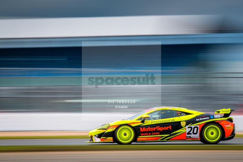 Spacesuit Collections Image ID 154606, Nic Redhead, British GT Silverstone, UK, 09/06/2019 13:41:38