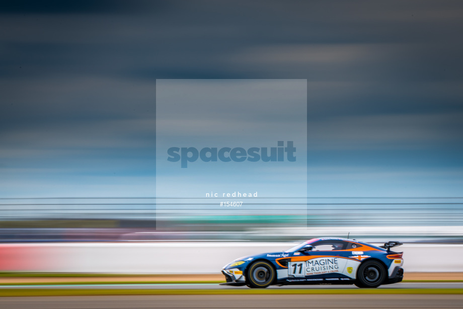 Spacesuit Collections Image ID 154607, Nic Redhead, British GT Silverstone, UK, 09/06/2019 13:47:54