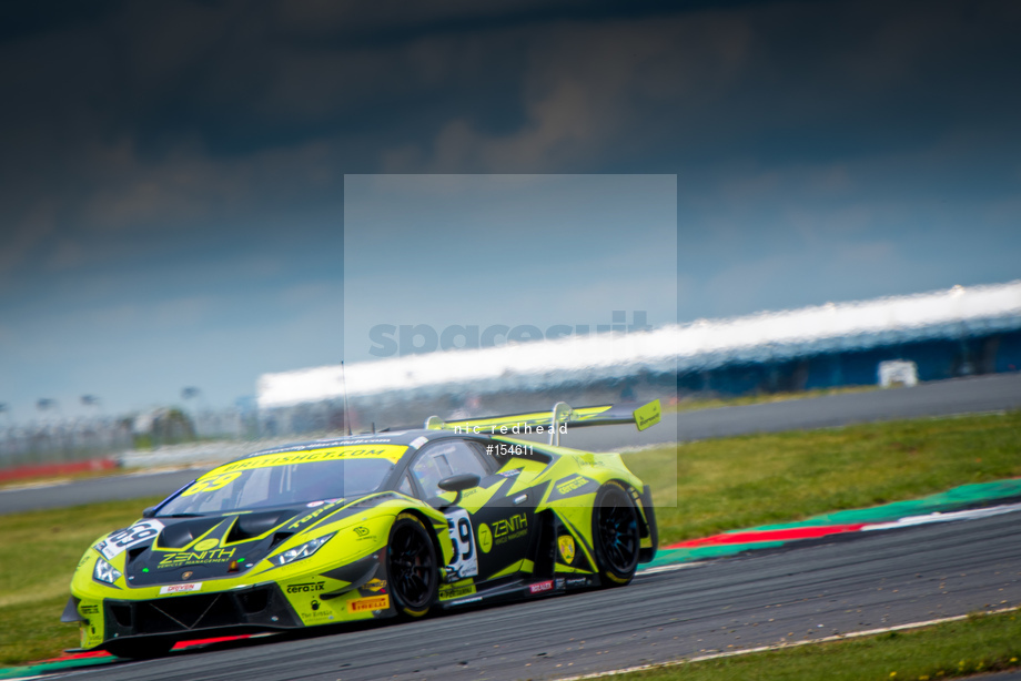 Spacesuit Collections Image ID 154611, Nic Redhead, British GT Silverstone, UK, 09/06/2019 13:56:04