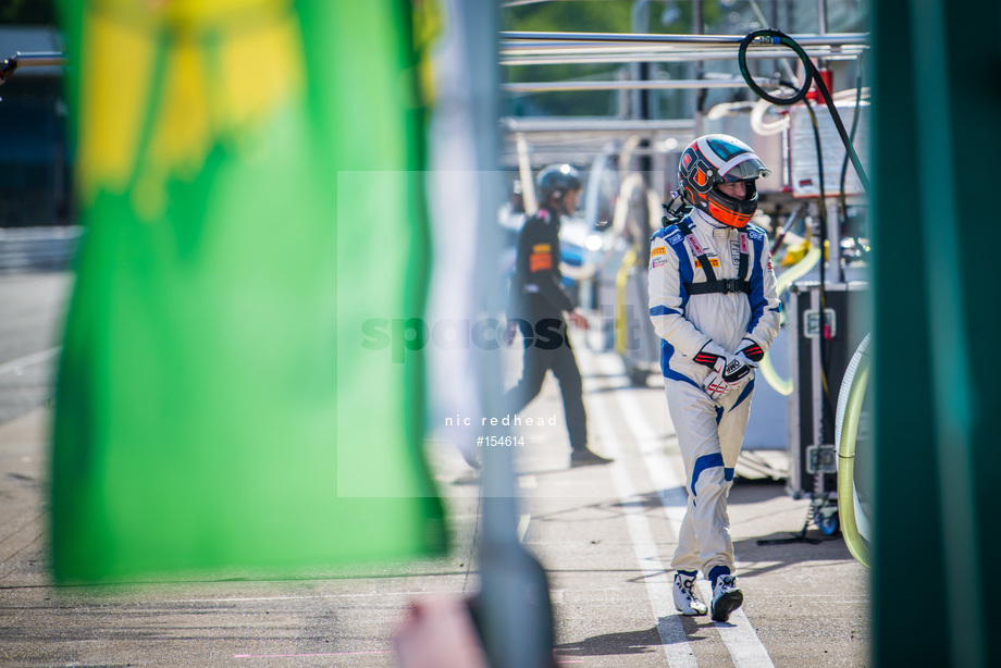 Spacesuit Collections Image ID 154614, Nic Redhead, British GT Silverstone, UK, 09/06/2019 08:50:09