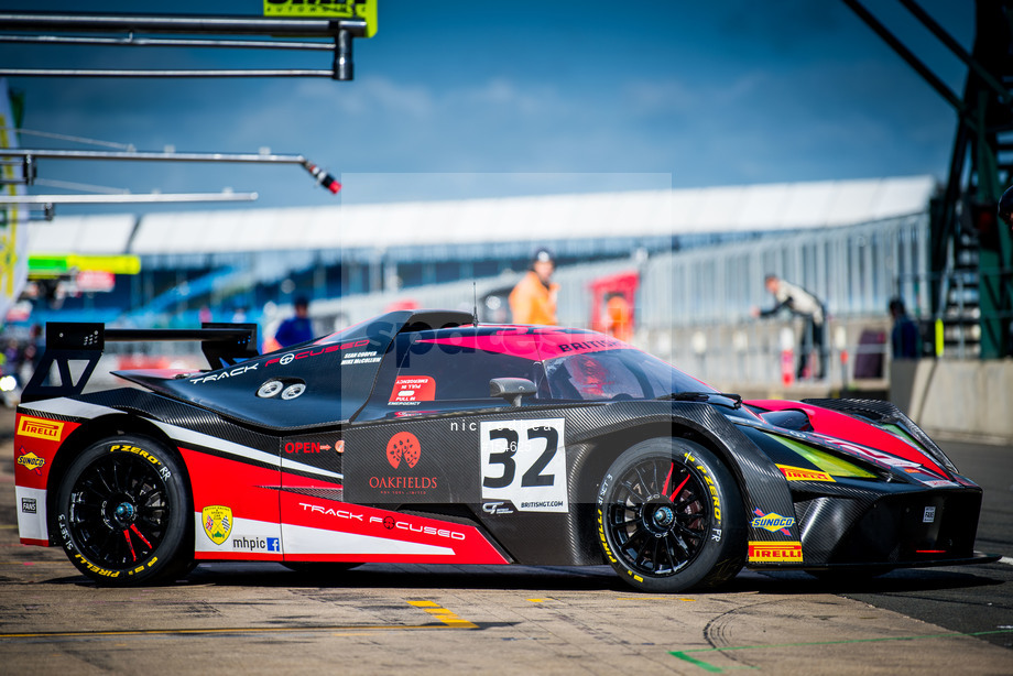 Spacesuit Collections Image ID 154625, Nic Redhead, British GT Silverstone, UK, 09/06/2019 09:00:24