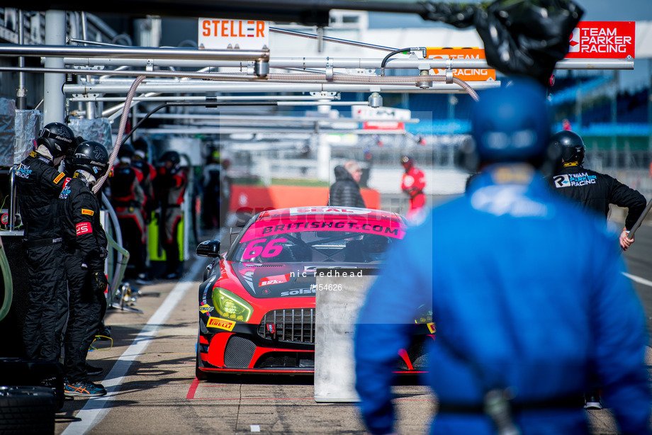 Spacesuit Collections Image ID 154626, Nic Redhead, British GT Silverstone, UK, 09/06/2019 09:02:15