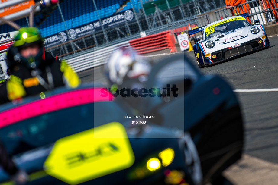 Spacesuit Collections Image ID 154633, Nic Redhead, British GT Silverstone, UK, 09/06/2019 09:05:51