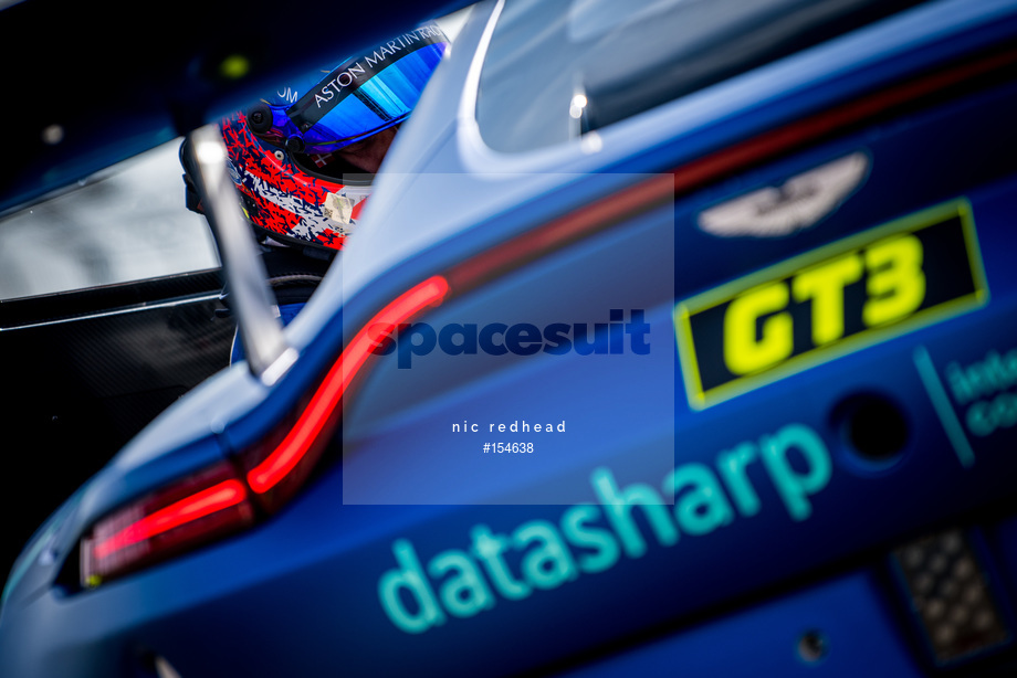 Spacesuit Collections Image ID 154638, Nic Redhead, British GT Silverstone, UK, 09/06/2019 09:13:20
