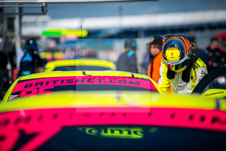 Spacesuit Collections Image ID 154641, Nic Redhead, British GT Silverstone, UK, 09/06/2019 09:15:58