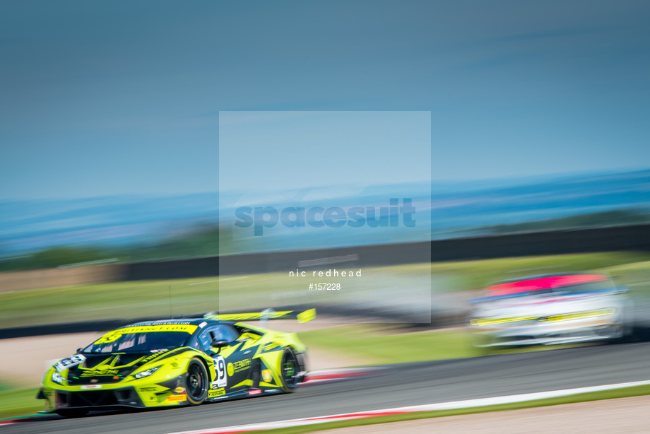 Spacesuit Collections Image ID 157228, Nic Redhead, British GT Donington Park GP, UK, 22/06/2019 09:45:46