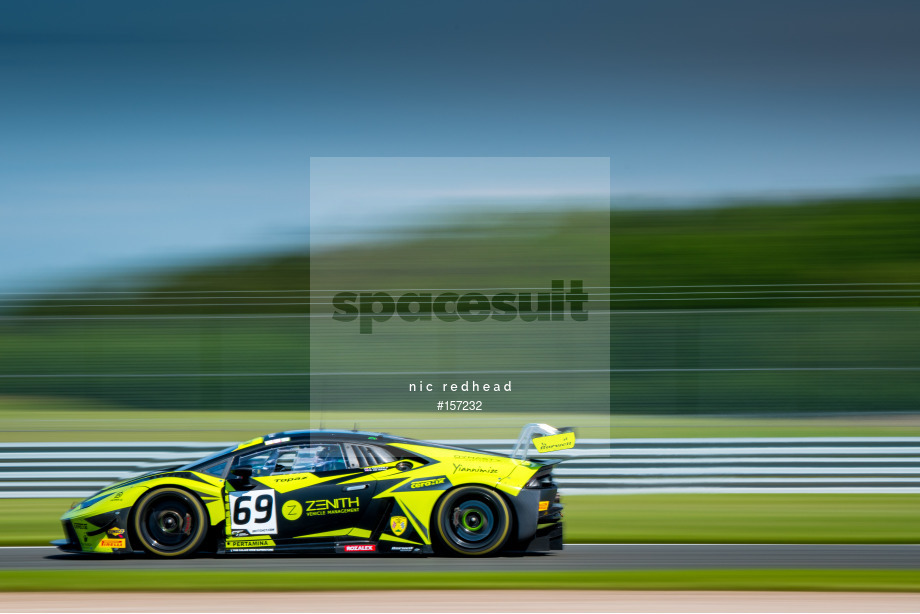 Spacesuit Collections Image ID 157232, Nic Redhead, British GT Donington Park GP, UK, 22/06/2019 09:58:24