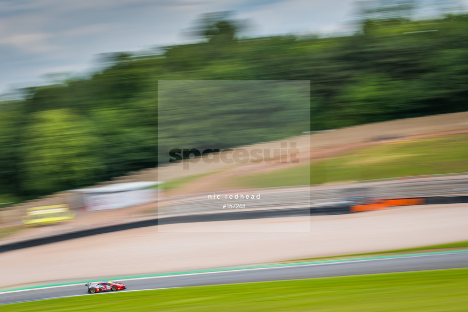 Spacesuit Collections Image ID 157248, Nic Redhead, British GT Donington Park GP, UK, 22/06/2019 12:07:42