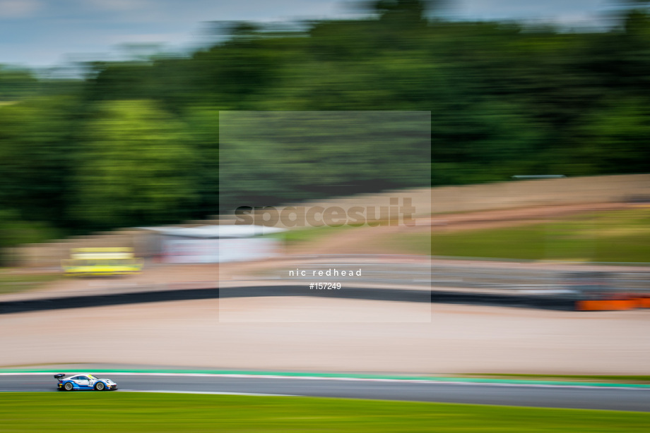 Spacesuit Collections Image ID 157249, Nic Redhead, British GT Donington Park GP, UK, 22/06/2019 12:07:52