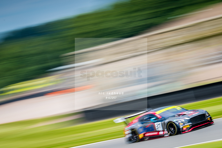 Spacesuit Collections Image ID 157257, Nic Redhead, British GT Donington Park GP, UK, 22/06/2019 12:21:39