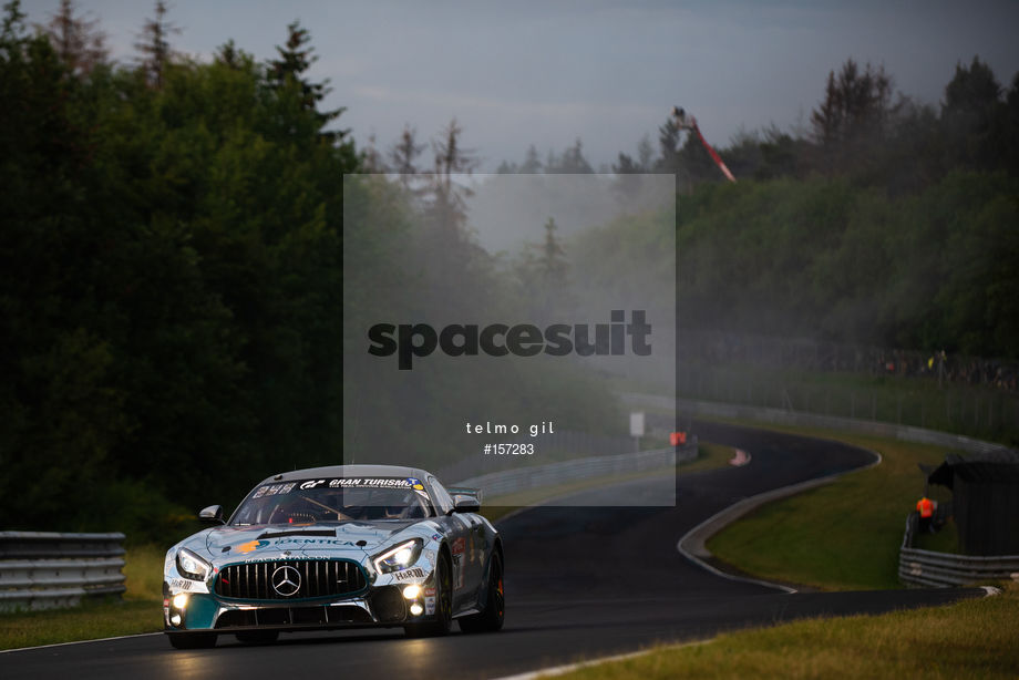 Spacesuit Collections Image ID 157283, Telmo Gil, Nurburgring 24 Hours 2019, Germany, 20/06/2019 18:40:59
