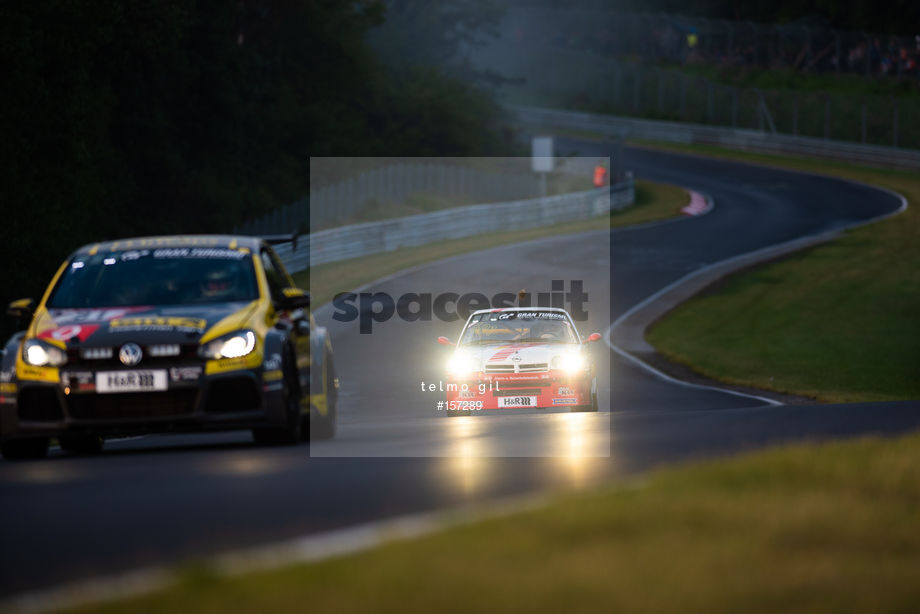 Spacesuit Collections Image ID 157289, Telmo Gil, Nurburgring 24 Hours 2019, Germany, 20/06/2019 18:53:14