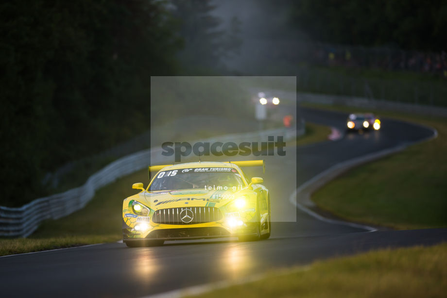 Spacesuit Collections Image ID 159903, Telmo Gil, Nurburgring 24 Hours 2019, Germany, 20/06/2019 18:53:07