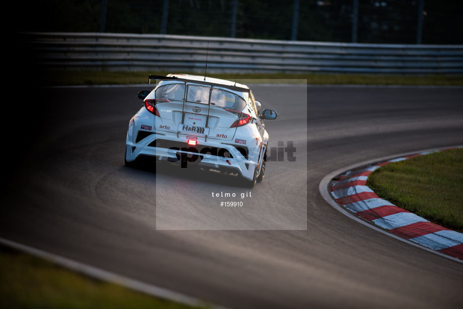 Spacesuit Collections Image ID 159910, Telmo Gil, Nurburgring 24 Hours 2019, Germany, 20/06/2019 19:00:17